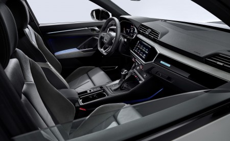 2020 Audi Q3 Sportback S line Interior Wallpapers 450x275 (169)
