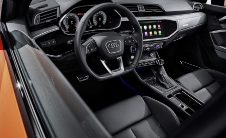 2020 Audi Q3 Sportback S line Interior Wallpapers 450x275 (133)