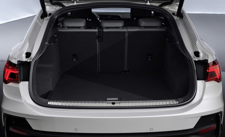 2020 Audi Q3 Sportback S line Trunk Wallpapers 450x275 (161)
