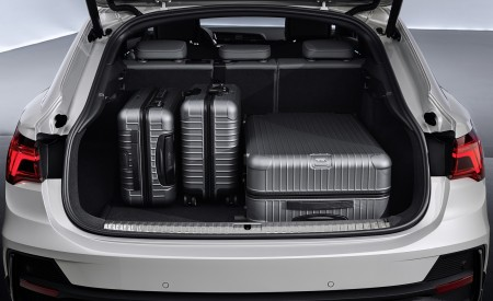 2020 Audi Q3 Sportback S line Trunk Wallpapers 450x275 (160)