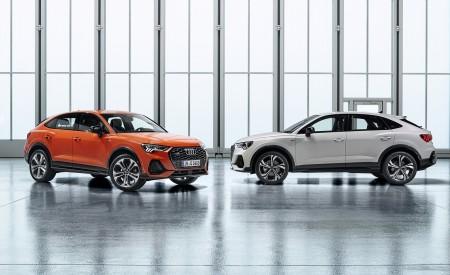 2020 Audi Q3 Sportback S line Wallpapers 450x275 (135)