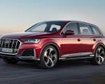 2020 Audi Q7 (Color: Matador Red) Front Three-Quarter Wallpapers 150x120 (4)