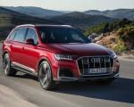 2020 Audi Q7 (Color: Matador Red) Front Three-Quarter Wallpapers 150x120 (2)