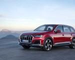 2020 Audi Q7 (Color: Matador Red) Front Three-Quarter Wallpapers 150x120 (6)