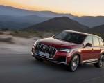 2020 Audi Q7 (Color: Matador Red) Front Three-Quarter Wallpapers 150x120 (3)