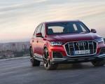 2020 Audi Q7 (Color: Matador Red) Front Wallpapers 150x120 (7)