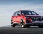 2020 Audi Q7 (Color: Matador Red) Front Wallpapers 150x120 (8)
