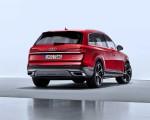 2020 Audi Q7 (Color: Matador Red) Rear Three-Quarter Wallpapers 150x120 (12)