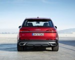 2020 Audi Q7 (Color: Matador Red) Rear Wallpapers 150x120 (13)