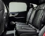 2020 Audi Q7 Interior Rear Seats Wallpapers 150x120 (15)