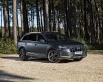 2020 Audi Q7 (UK-Spec) Front Three-Quarter Wallpapers 150x120 (27)