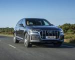 2020 Audi Q7 (UK-Spec) Front Three-Quarter Wallpapers 150x120 (7)