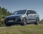 2020 Audi Q7 (UK-Spec) Front Three-Quarter Wallpapers 150x120 (17)