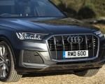 2020 Audi Q7 (UK-Spec) Front Wallpapers 150x120 (39)