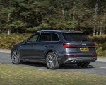 2020 Audi Q7 (UK-Spec) Rear Three-Quarter Wallpapers 150x120 (18)