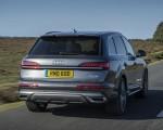 2020 Audi Q7 (UK-Spec) Rear Wallpapers 150x120 (10)