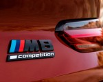 2020 BMW M8 Competition Convertible Badge Wallpapers 150x120 (31)