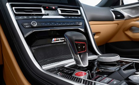 2020 BMW M8 Competition Convertible Central Console Wallpapers 450x275 (44)