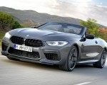 2020 BMW M8 Competition Convertible (Color: Brands Hatch Grey) Front Three-Quarter Wallpapers 150x120 (11)