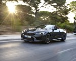 2020 BMW M8 Competition Convertible (Color: Brands Hatch Grey) Front Three-Quarter Wallpapers 150x120 (26)