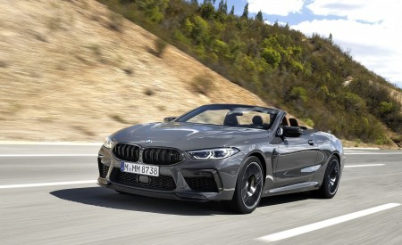 2020 BMW M8 Convertible Wallpapers HD