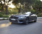 2020 BMW M8 Competition Convertible (Color: Brands Hatch Grey) Front Three-Quarter Wallpapers 150x120 (40)
