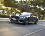 2020 BMW M8 Competition Convertible (Color: Brands Hatch Grey) Front Three-Quarter Wallpapers 150x120 (28)