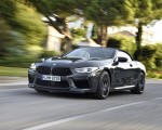 2020 BMW M8 Competition Convertible (Color: Brands Hatch Grey) Front Three-Quarter Wallpapers 150x120 (29)