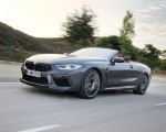 2020 BMW M8 Competition Convertible (Color: Brands Hatch Grey) Front Three-Quarter Wallpapers 150x120 (4)