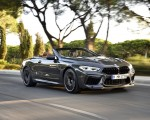 2020 BMW M8 Competition Convertible (Color: Brands Hatch Grey) Front Three-Quarter Wallpapers 150x120 (43)