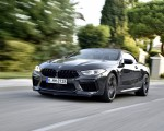 2020 BMW M8 Competition Convertible (Color: Brands Hatch Grey) Front Three-Quarter Wallpapers 150x120 (33)