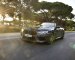 2020 BMW M8 Competition Convertible (Color: Brands Hatch Grey) Front Three-Quarter Wallpapers 150x120 (34)