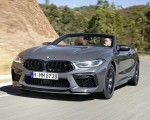 2020 BMW M8 Competition Convertible (Color: Brands Hatch Grey) Front Wallpapers 150x120 (20)