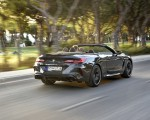 2020 BMW M8 Competition Convertible (Color: Brands Hatch Grey) Rear Three-Quarter Wallpapers 150x120 (45)