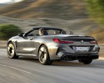 2020 BMW M8 Competition Convertible (Color: Brands Hatch Grey) Rear Three-Quarter Wallpapers 150x120 (21)