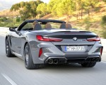 2020 BMW M8 Competition Convertible (Color: Brands Hatch Grey) Rear Three-Quarter Wallpapers 150x120 (23)