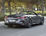 2020 BMW M8 Competition Convertible (Color: Brands Hatch Grey) Rear Three-Quarter Wallpapers 150x120 (46)