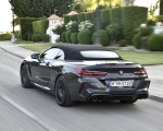 2020 BMW M8 Competition Convertible (Color: Brands Hatch Grey) Rear Three-Quarter Wallpapers 150x120 (36)