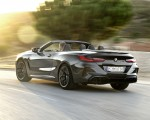 2020 BMW M8 Competition Convertible (Color: Brands Hatch Grey) Rear Three-Quarter Wallpapers 150x120 (24)