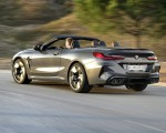 2020 BMW M8 Competition Convertible (Color: Brands Hatch Grey) Rear Three-Quarter Wallpapers 150x120 (14)