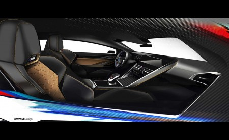 2020 BMW M8 Competition Convertible Design Sketch Wallpapers 450x275 (51)