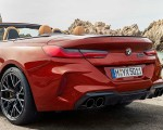 2020 BMW M8 Competition Convertible Detail Wallpapers 150x120 (30)