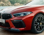 2020 BMW M8 Competition Convertible Front Bumper Wallpapers 150x120 (29)