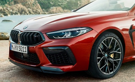 2020 BMW M8 Competition Convertible Front Bumper Wallpapers 450x275 (29)