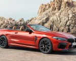 2020 BMW M8 Competition Convertible Front Three-Quarter Wallpapers 150x120 (12)