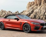 2020 BMW M8 Competition Convertible Front Three-Quarter Wallpapers 150x120 (9)