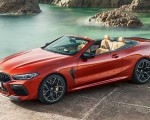 2020 BMW M8 Competition Convertible Front Three-Quarter Wallpapers 150x120 (10)