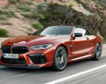 2020 BMW M8 Competition Convertible Front Three-Quarter Wallpapers 150x120 (4)
