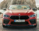 2020 BMW M8 Competition Convertible Front Wallpapers 150x120 (13)