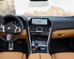 2020 BMW M8 Competition Convertible Interior Cockpit Wallpapers 150x120 (38)